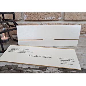 Invitatie nunta eleganta cod 2698