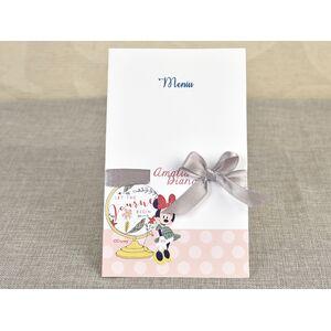 Meniu botez 'puzzle Minnie' cod 3711