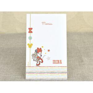 Meniu botez 'Minnie bomboana' cod 6720