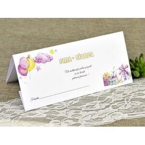 Card masa/plic de bani cod 7606