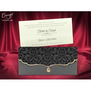 Invitatie nunta cod 5567