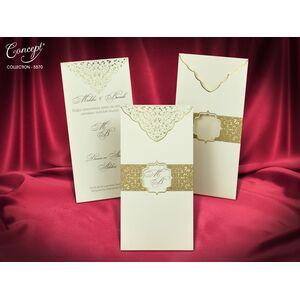 Invitatie nunta cod 5570