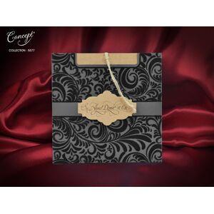 Invitatie nunta cod 5577