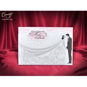 Invitatie nunta cod 5578