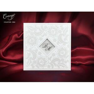 Invitatie nunta cod 5584