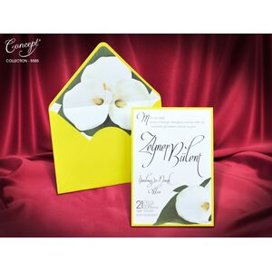Invitatie nunta cod 5585