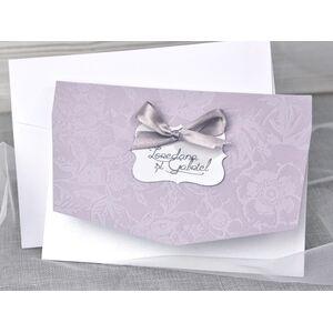 Invitatie de nunta eleganta cod 39345