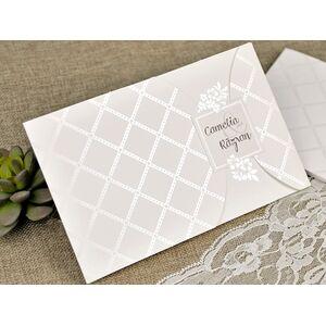 Invitatie nunta eleganta cod 39643