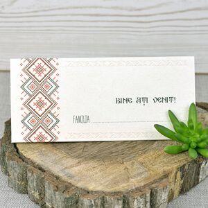Card de masa/plic de bani cod 5347